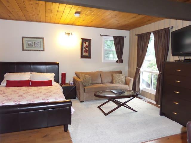 Fir Suite 1 @ Alpine Village Resort - Swansea Point - Lejlighed