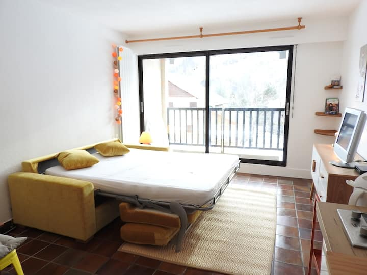 Nice flat all renovated for 4 persons in the threes