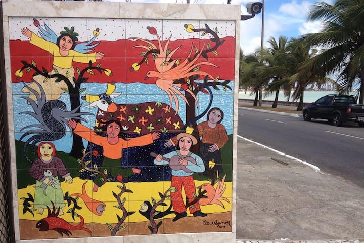 Apto. Beira Mar MANAÍRA