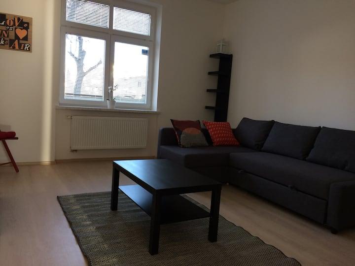 Apartament Delavska
