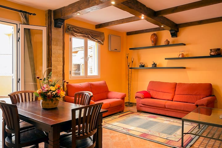 Golden Sunset Home - Santa Brígida - Huis