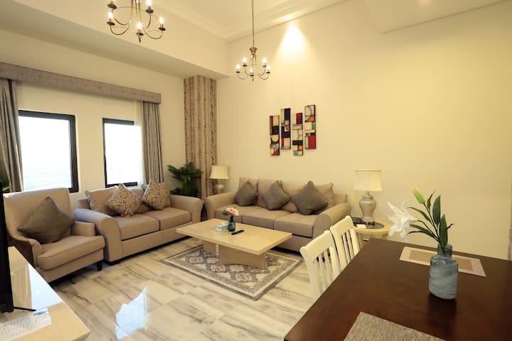 luxury 2 bedroom without balcony @Marbella