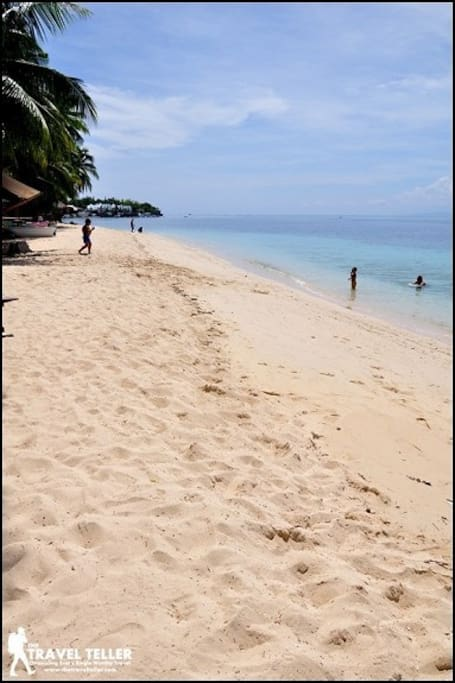 Tingko Beach.