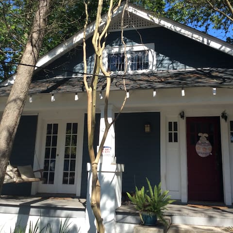 Great Uptown house 2 story & 4 BR Magazine St - New Orleans - House