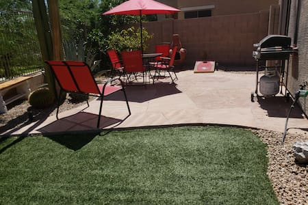 Private room Close to Downtown Phoenix and Airport