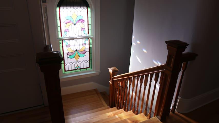 Stunning 100yr old gem, Historic Uptown Saint John