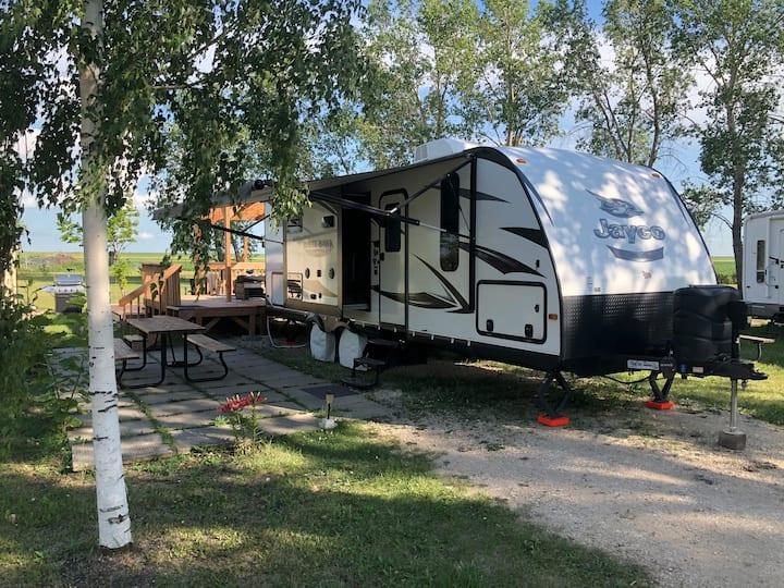 T&C Camper Rentals - Jayco