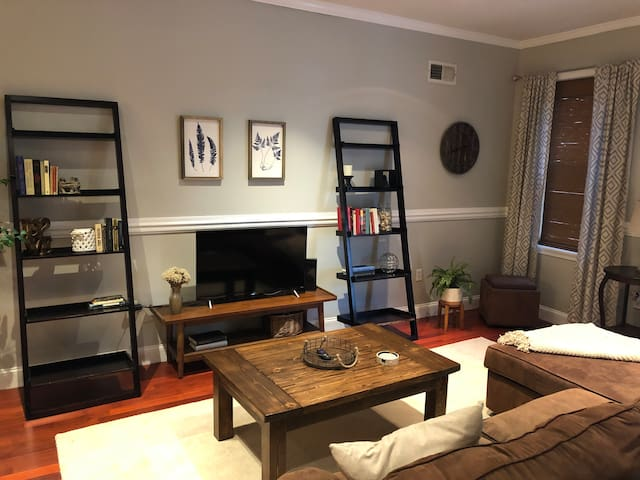 Beautiful and Comfortable Federal St. House