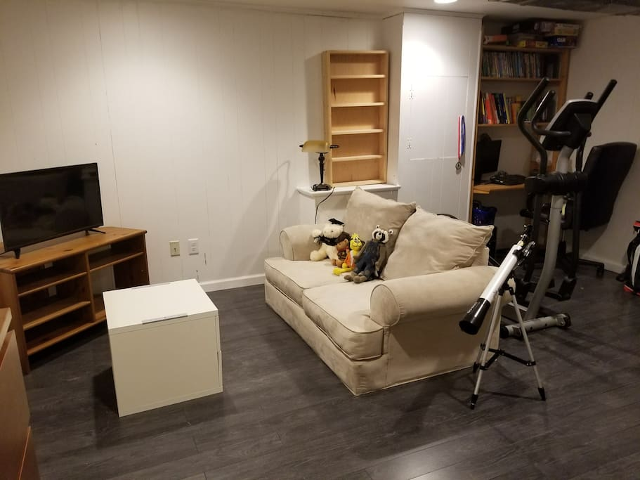 Living/Working Space