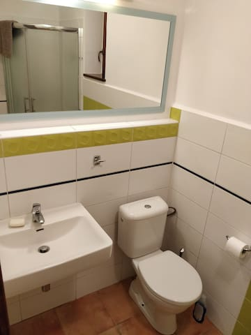 Bathroom number 1
