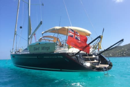 Sleek, Stylish 54' Yacht Bequia - Port Elizabeth