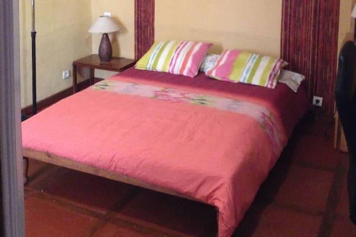 Chambre en centre ville - Antananarivo - Pension