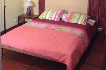 Chambre en centre ville - Antananarivo - Chambres d'hôtes