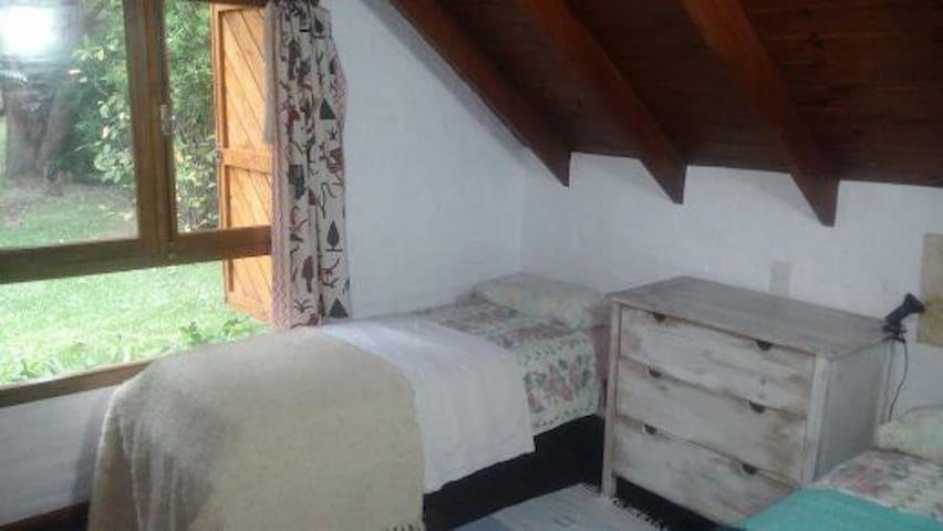 El 2 dormitorio tiene colchones súper cómodos