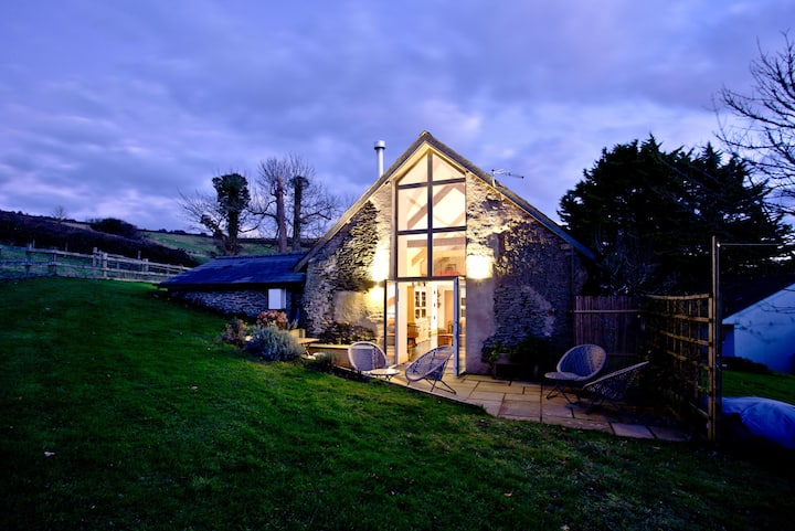 Highview Barn - A stunning barn conversion close to Saunton Sands and Croyde