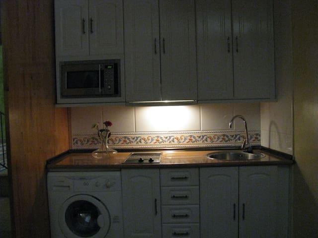 Apartamento Alcanadre, Casa Marzo