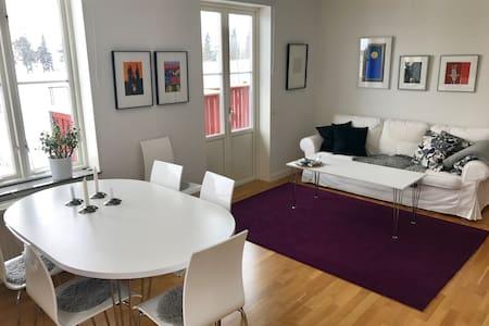 Familjevänligt, modernt och fräscht boende - Östersund - Apartmen