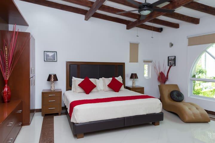 Rancho Mágico Paukaris: Villa Paulina