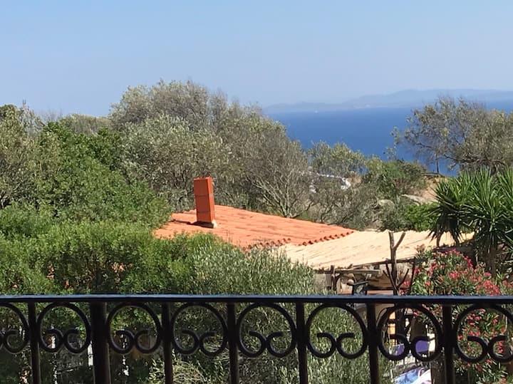 Villa de charme Bonifacio avec piscine chauffée