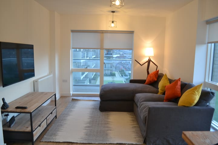 BRAND NEW Spacious and peaceful 2 bed apartment