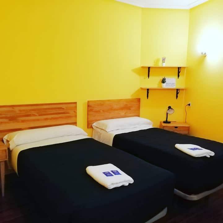 Pensión Txoko-Maitea habitación 8