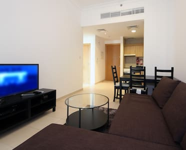 Executive 1BR Apartment | Mayfair | Business Bay - Dubai