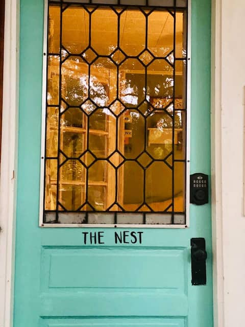 """1900 Historic Guest House   """"The Nest"""""""