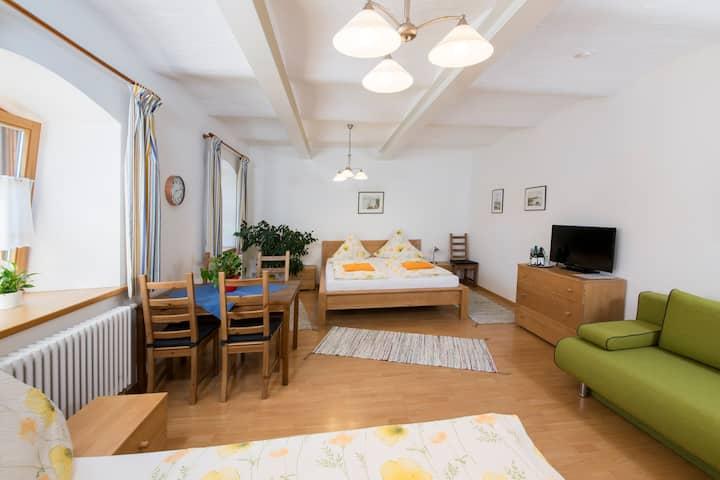 Ferienwohnung/Appartement Bernhardhof