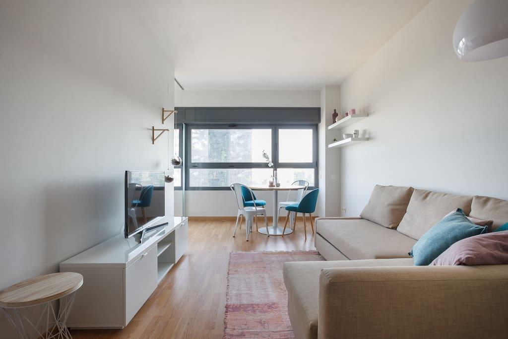Fira amazing piso en barcelona con piscina departamentos en alquiler en hospitalet de - Pisos en hospitalet centro ...