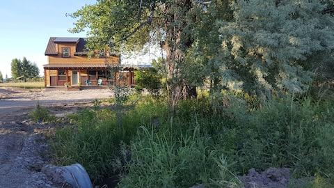 Hanks Cabin...sua casa de pesca e férias