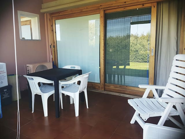 Your beautiful studio in Sardinia!D1/55 LALLA - Capo Coda Cavallo - Leilighet