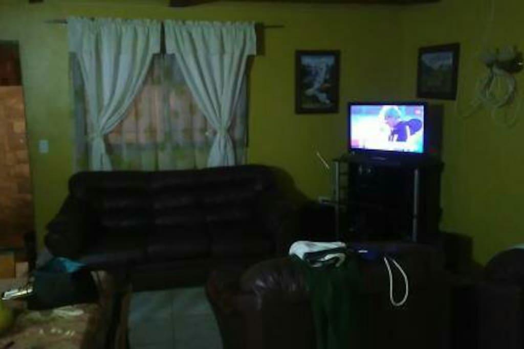 TV, living