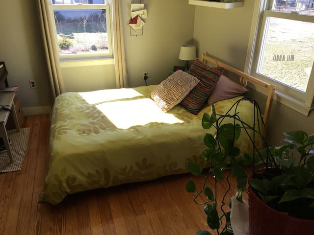 Charming room in Greater Boston - Woburn