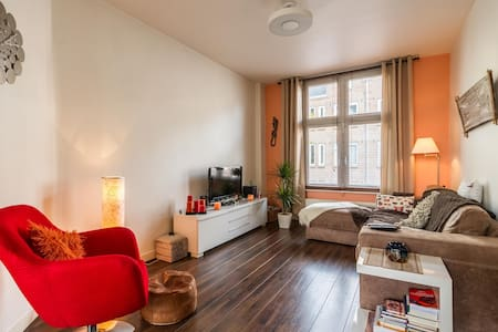 WARM and INTIMATE apt. in A'dam! - Amsterdam