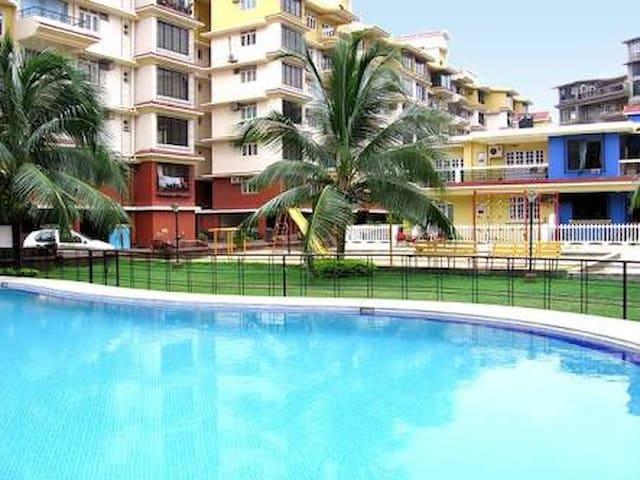 Holiday Home at Panjim, Goa - Apartament