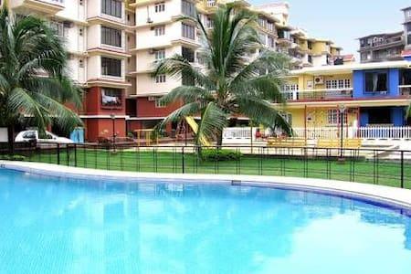 Holiday Home at Panjim, Goa - Pis