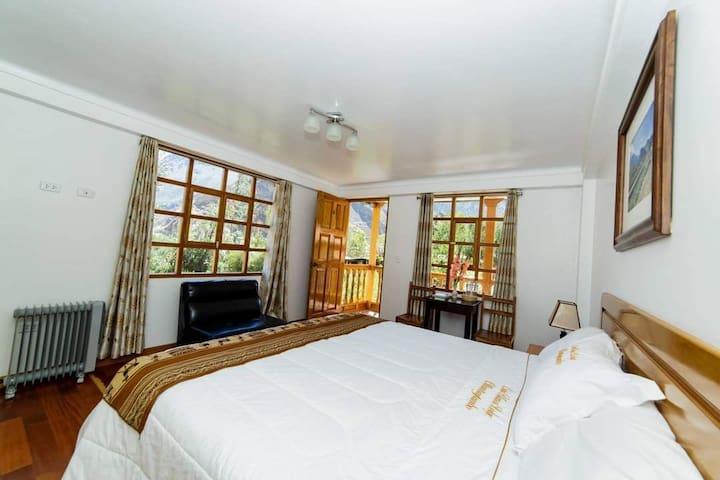 Casa de campo, hotel 3 estrellas. BBB