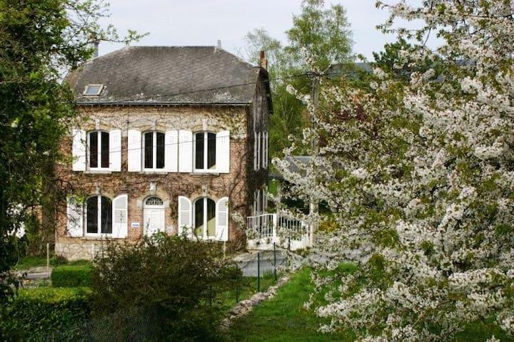Chambres d'hôtes Vers l'Aisne - Herpy-l'Arlésienne - Hus