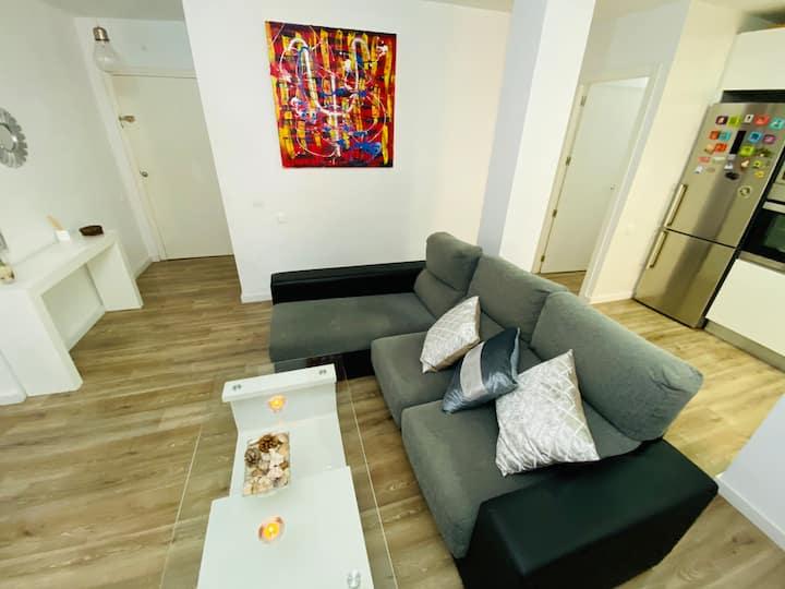 Habitación en el centro de Murcia