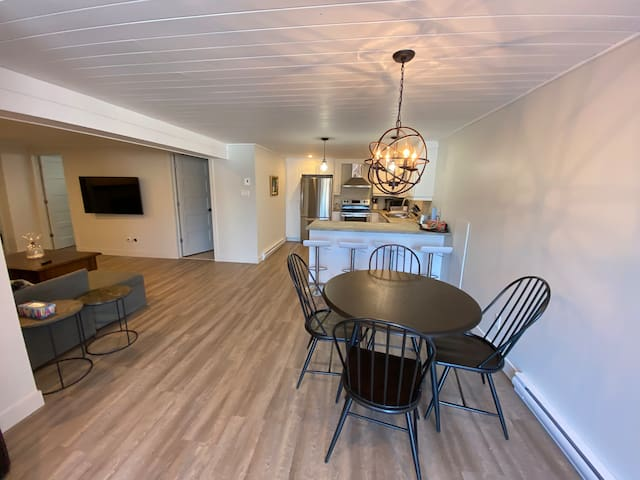 Chalet in St. Sauveur: Sterilized for isolation