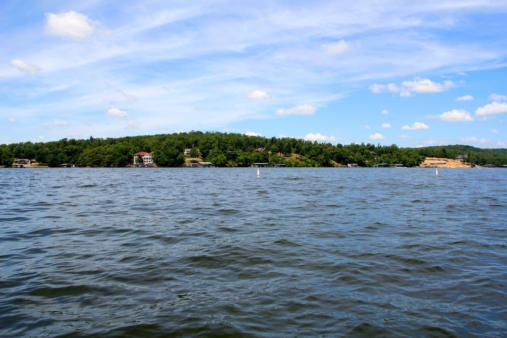 Lake Front!
