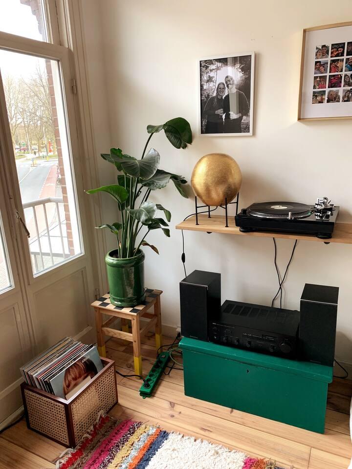 Charming Studio in Amsterdam