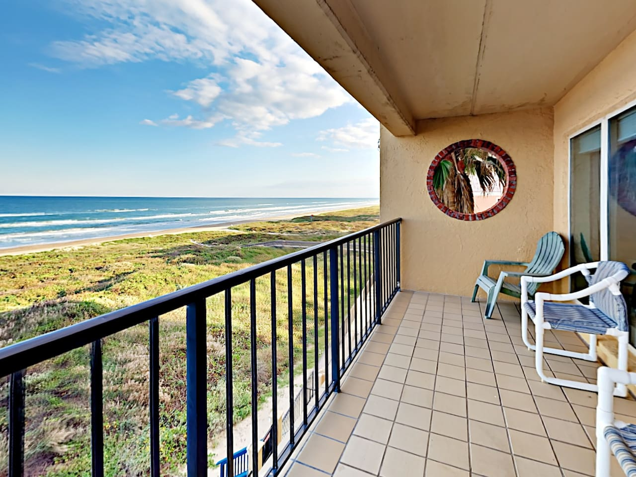 Welcome to South Padre Island! This oceanfront condo is professionally managed by TurnKey Vacation Rentals.