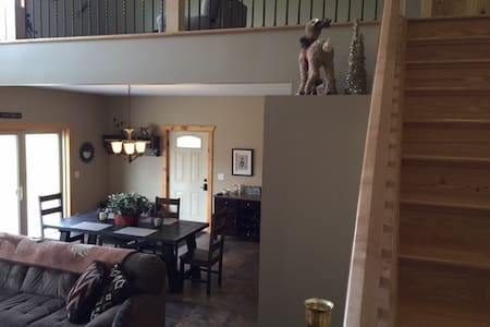 Ellicottville Family Vacation Home . - Great Valley - Casa