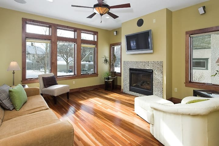 MPLSvr - New House w/Open Layout & 1920's Charm - Minneapolis - House