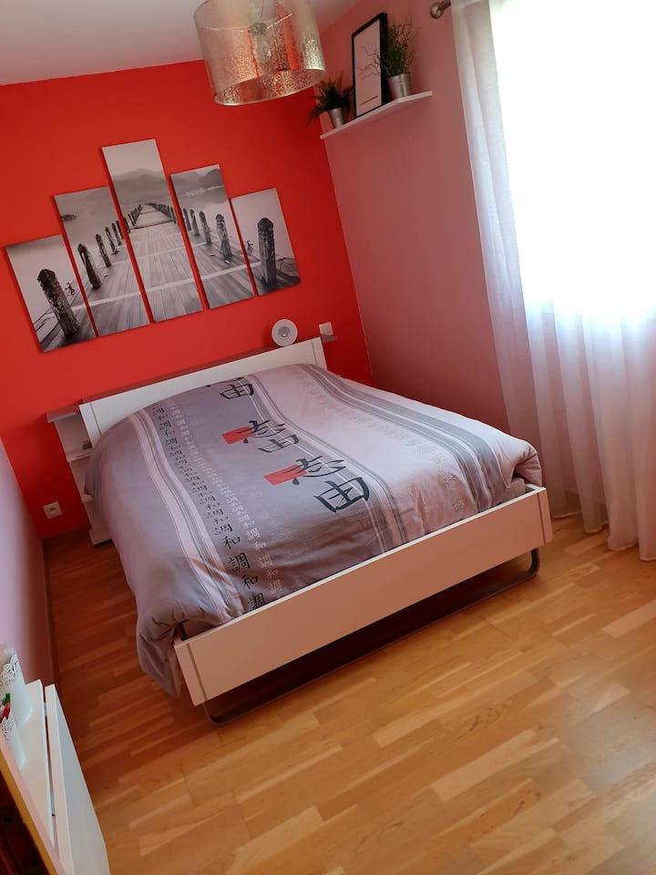 1 chambre privée à deux pas d'Avignon
