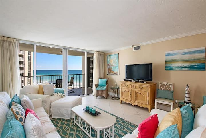 Gorgeous Gulf View- 2063 at Shoreline Towers