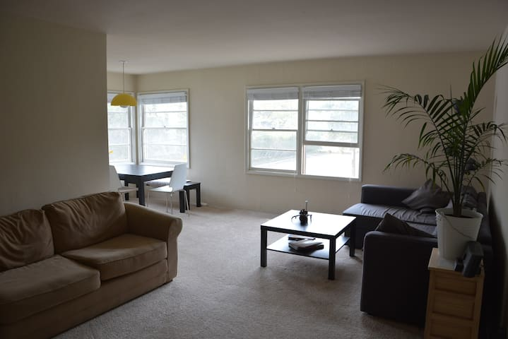 Cozy Apartment in Central Menlo Park - Menlo Park - Apartemen