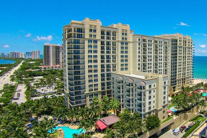 25%off in Palm Beach Marriott Resort and Spa #1801 - West Palm Beach - Apto. en complejo residencial