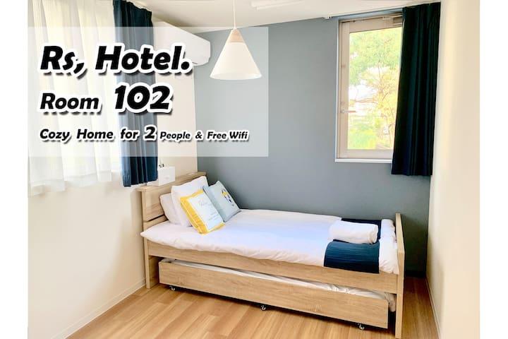 【Rs, Hotel #102】NRT/Disney/Shinjuku/Akiba Directly